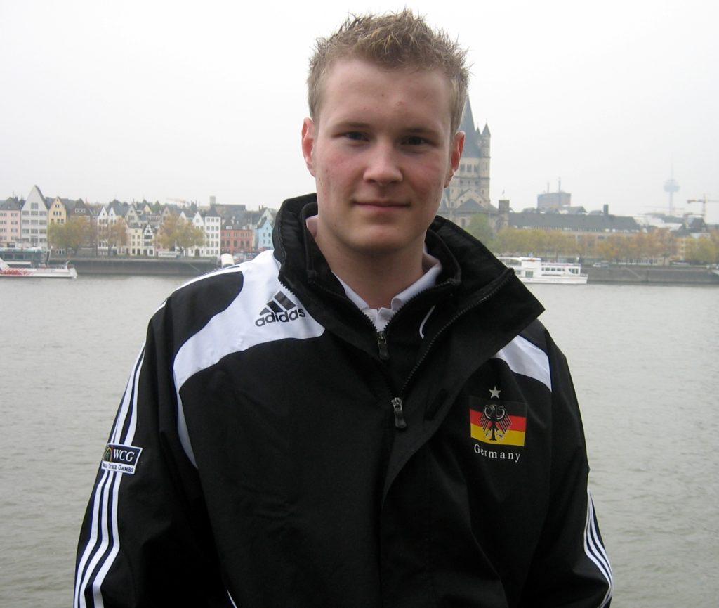 """Team Deutschland """"Niklas 'Sliver' Timmermann"""" (2008)"""