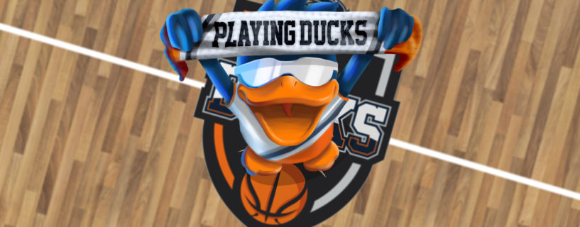 NBA2k VOD Playing Ducks vs. Lockout