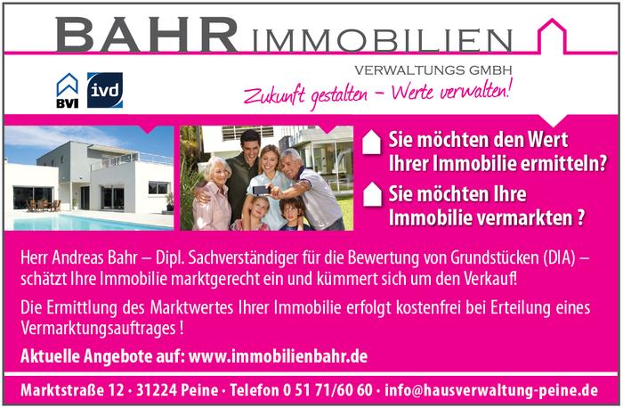 Bahr Immobilien Verwaltungs-GmbH