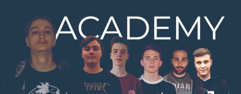 Unser neues CS:GO Academy Team