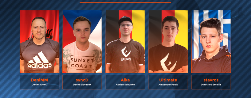 Neues DUCKS CS:GO Team