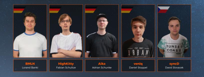 Neue Gesichter im CS:GO-Bereich